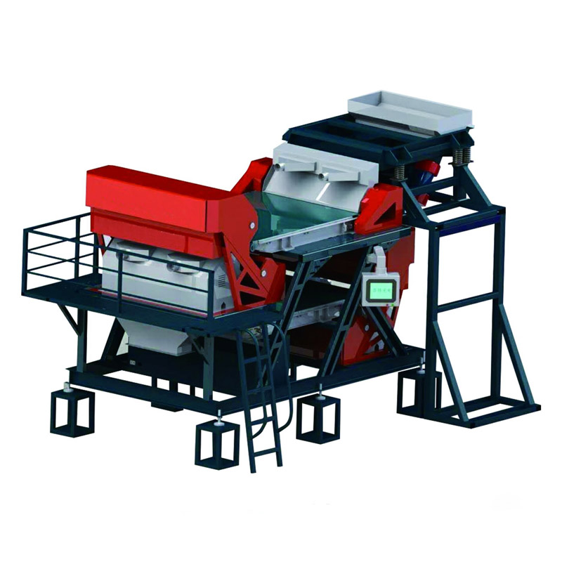 Minerals/Ore Color Sorter Machine