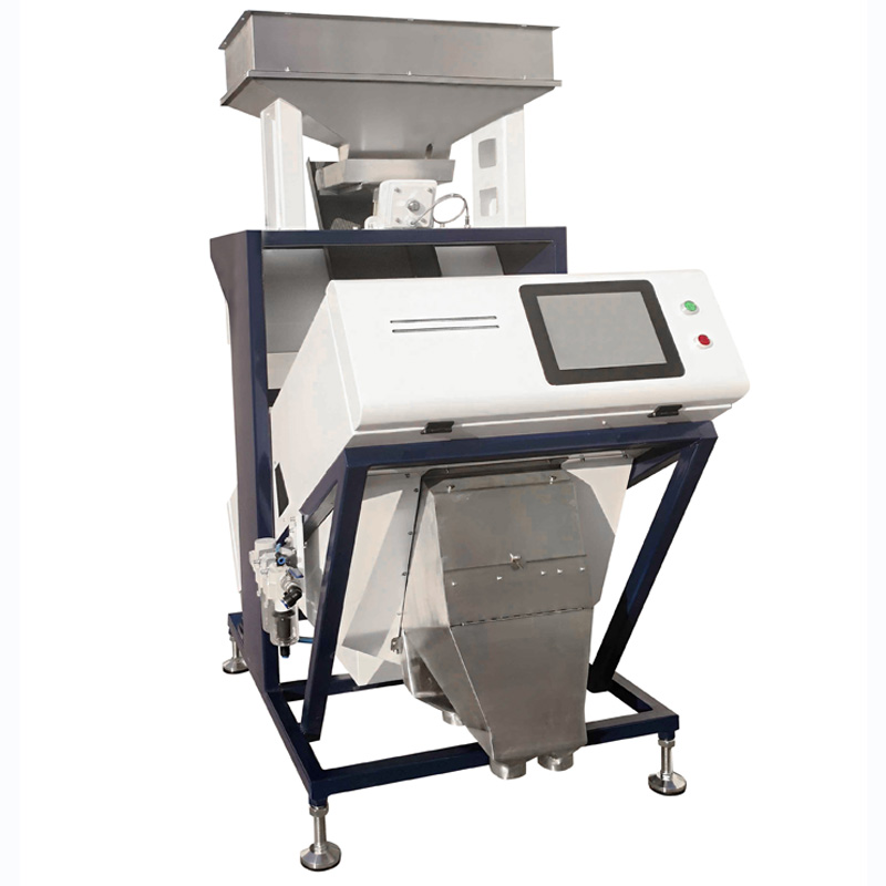 Robusta coffee bean color sorter
