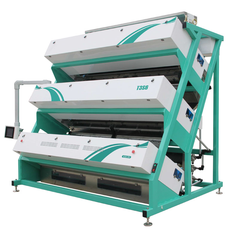 Tea Color Sorter Technical Specifications